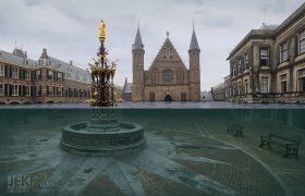 Nederland na de zeespiegelstijging - Den Haag