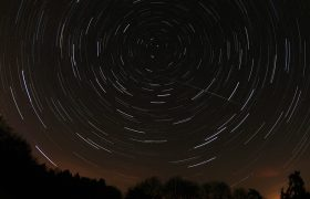 Hunebed met sterrensporen