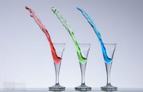 RGB Glazen 3