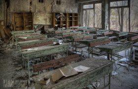 Tsjernobyl 03 Klaslokaal